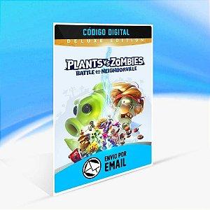 Plants vs. Zombies™: Batalha por Neighborville Edição Deluxe - Xbox One Código 25 Dígitos
