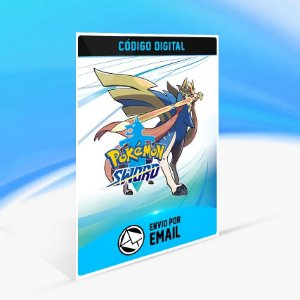 Pokémon™ Sword - Nintendo Switch Código 16 Dígitos