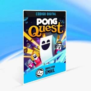 PONG Quest - Xbox One Código 25 Dígitos