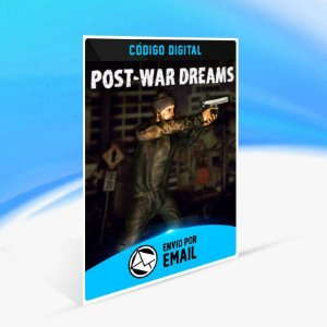 Post War Dreams - Xbox One Código 25 Dígitos