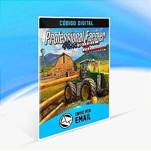 Professional Farmer: American Dream - Xbox One Código 25 Dígitos