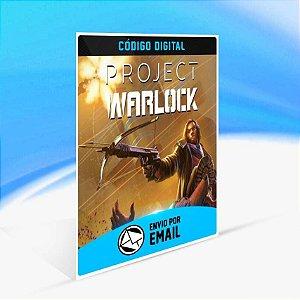 Project Warlock - Xbox One Código 25 Dígitos
