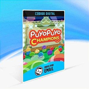 Puyo Puyo Champions - Xbox One Código 25 Dígitos