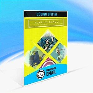 Puzzles Bundle - Xbox One Código 25 Dígitos