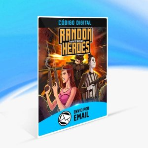 Random Heroes: Gold Edition - Xbox One Código 25 Dígitos