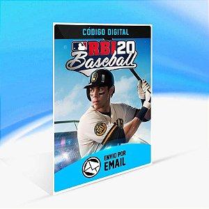 R.B.I. Baseball 20 - Xbox One Código 25 Dígitos