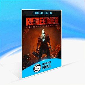 Redeemer - Enhanced Edition - Xbox One Código 25 Dígitos