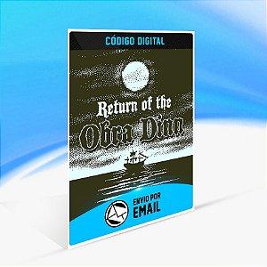 Return of the Obra Dinn - Nintendo Switch Código 16 Dígitos