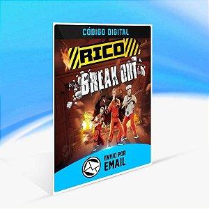Rico - Breakout Bundle - Xbox One Código 25 Dígitos