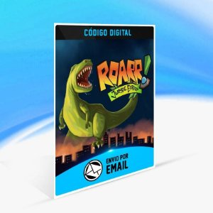 Roarr! Jurassic Edition - Xbox One Código 25 Dígitos