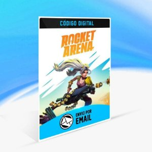 Rocket Arena - Xbox One Código 25 Dígitos