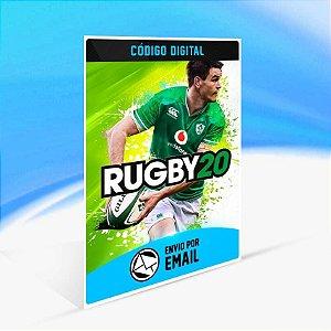 Rugby 20 - Xbox One Código 25 Dígitos