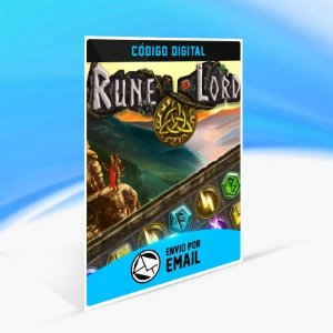 Rune Lord - Xbox One Código 25 Dígitos