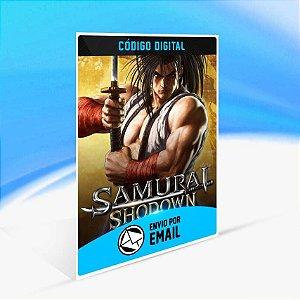SAMURAI SHODOWN (Standard Ver.) - Xbox One Código 25 Dígitos