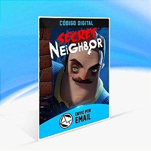 Secret Neighbor - Xbox One Código 25 Dígitos