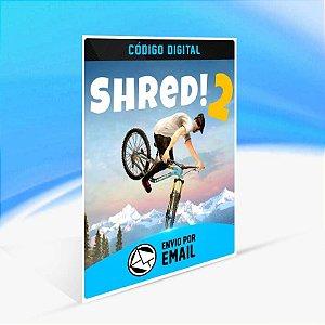 Shred! 2 - ft Sam Pilgrim - Xbox One Código 25 Dígitos
