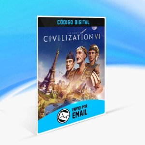 Sid Meier's Civilization VI - Xbox One Código 25 Dígitos