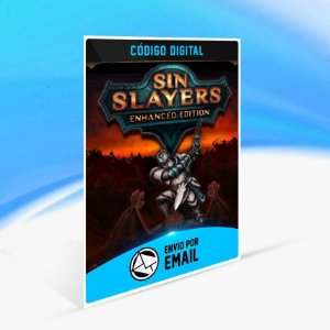 Sin Slayers: Enhanced Edition - Xbox One Código 25 Dígitos