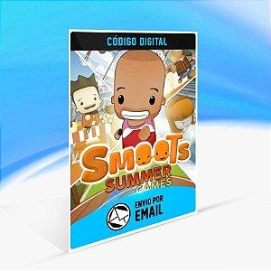 Smoots Summer Games - Xbox One Código 25 Dígitos