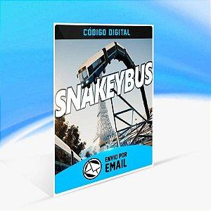Snakeybus - Xbox One Código 25 Dígitos