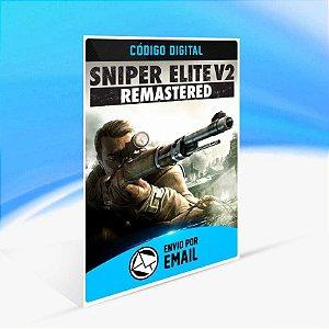 Sniper Elite V2 Remastered - Xbox One Código 25 Dígitos