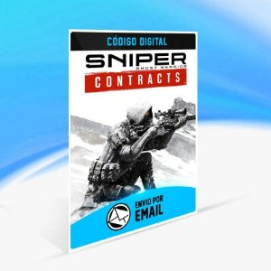 Sniper Ghost Warrior Contracts - Xbox One Código 25 Dígitos