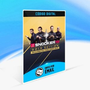 Snooker 19 Gold Edition - Xbox One Código 25 Dígitos