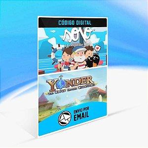 Solo: Islands of the Heart & Yonder: The Cloud Catcher Chronicles - Xbox One Código 25 Dígitos