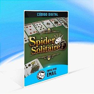 Spider Solitaire F - Xbox One Código 25 Dígitos