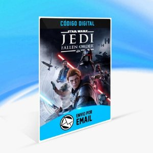 STAR WARS Jedi: Fallen Order - Xbox One Código 25 Dígitos