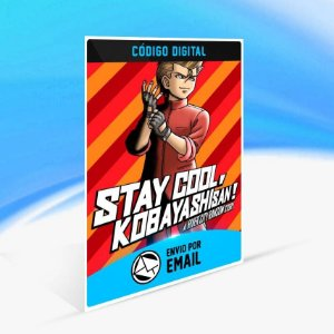 STAY COOL, KOBAYASHI-SAN!: A RIVER CITY RANSOM STORY - Xbox One Código 25 Dígitos