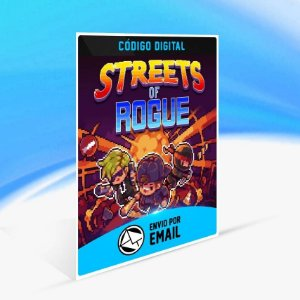 Streets of Rogue - Xbox One Código 25 Dígitos