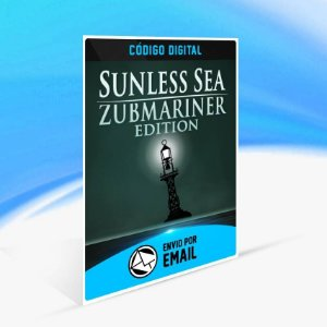 Sunless Sea: Zubmariner Edition - Xbox One Código 25 Dígitos