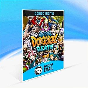 Super Dodgeball Beats - Xbox One Código 25 Dígitos