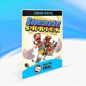 Supermarket Shriek - Xbox One Código 25 Dígitos