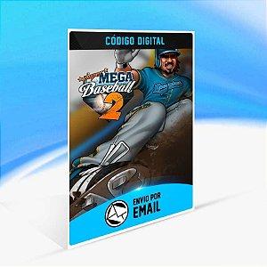 Super Mega Baseball 2 - Xbox One Código 25 Dígitos