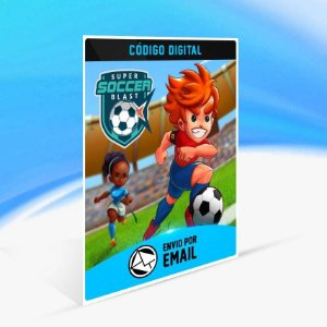 Super Soccer Blast - Xbox One Código 25 Dígitos