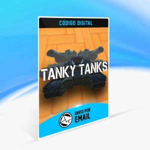 Tanky Tanks - Xbox One Código 25 Dígitos