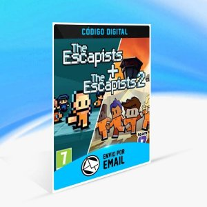 The Escapists + The Escapists 2 - Xbox One Código 25 Dígitos