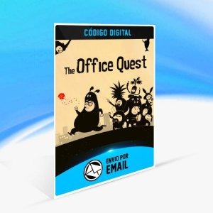 The Office Quest - Xbox One Código 25 Dígitos