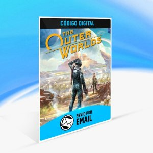 The Outer Worlds - Nintendo Switch Código 16 Dígitos