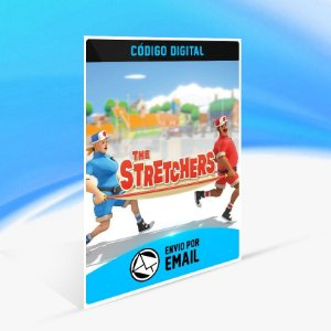 The Stretchers - Nintendo Switch Código 16 Dígitos