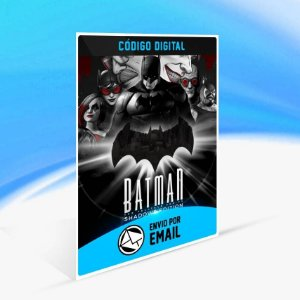 The Telltale Batman Shadows Edition - Xbox One Código 25 Dígitos