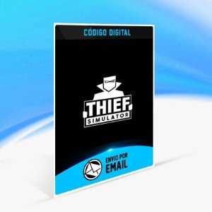 Thief Simulator - Xbox One Código 25 Dígitos