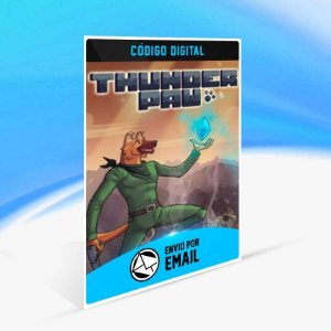 Thunder Paw - Xbox One Código 25 Dígitos