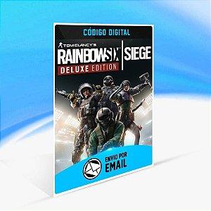 Tom Clancy's Rainbow Six Siege Deluxe Edition - Xbox One Código 25 Dígitos