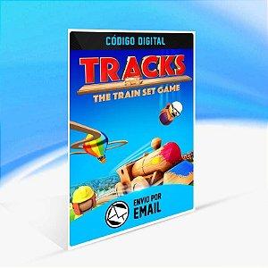 Tracks - The Train Set Game - Xbox One Código 25 Dígitos