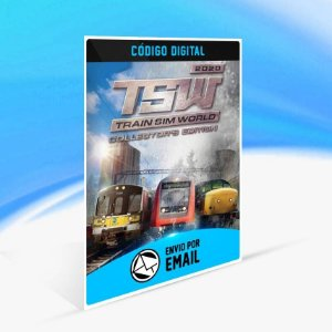 Train Sim World 2020 - Xbox One Código 25 Dígitos