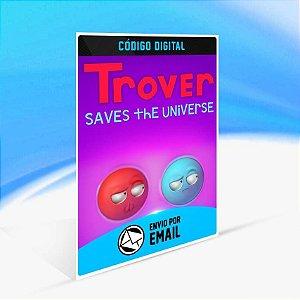Trover Saves the Universe - Xbox One Código 25 Dígitos