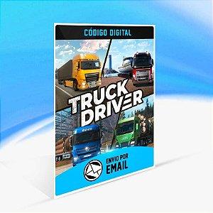 Truck Driver - Xbox One Código 25 Dígitos